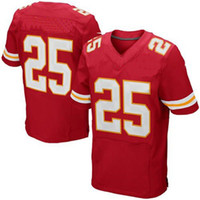 Wholesale Jamaal Charles Jerseys Team Football Jerseys Cheap Elite Jersey Red Mens Football Uniforms Brand Sports Athletic Uniforms Mix Order