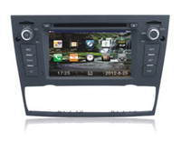Wholesale Car DVD player of BMW E90 GPS navigation with Bluetooth DTV MP3 MP4 iPOD Radio Touch screen with RADIO AND RDS