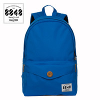 Wholesale 8848 New Style Polyester Girl s School Bag Casual Day Packs Candy Colors Fashion Outdoor Backpacks C062