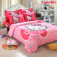 comforter sets - Looking Beautiful home textiles comforter set king size beddig sets knitted Duvet Cover Set bedding supplies bad in a bag comforter set