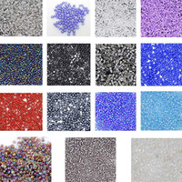 Cheap Free Shipping Glass Seed Beads Jewelry Making 100g 2014 new