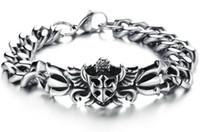 Wholesale 3pcs Fashion design Unique designer men titanium magnetic bracelets