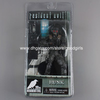 archive box - NECA Hunk th anniversary Resident Evil ARCHIVES SERIES Action Figure quot cm New in BOX MVFG054
