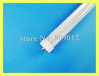 Cheap Wholesale-FA8 single pin LED tube light lamp SMD 2835 LED fluorescent tube T8 LED lighting tube 2400mm 2.4M 8ft 4000lm 38W free shipping