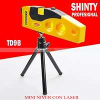 Wholesale Mini Line Laser Level Marker TD9B Degrees Laser Range with Adjustable Tripod
