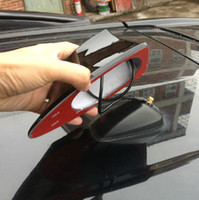 Wholesale Auto Car Shark Fin Antenna Aerials With AM FM Radio Signal For CR V Modifiction Conversion