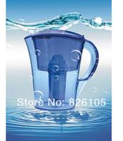 Wholesale alkaline water pitcher filter kettle hot sale
