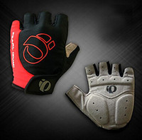 Gel half finger gloves, Fashion motorcycle Cycling Fingerlene...