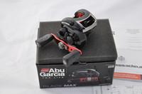 Cheap Hot Sale New Abu Garcia BLACK MAX BMAX2-L 4+1BB Baitcasting Fishing Reel