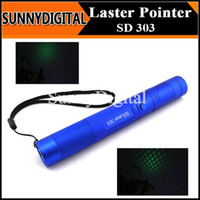 Cheap 20000mw Laser Pointer Pen For 10000 ,SD 303 Green Laser Pointers B
