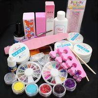 Cheap UV Gel Nail Art Set Sets Kits Best Yes Set & Kit Cheap Sets Kits