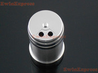 Wholesale Herb Spice Tools x New Stainless Steel Spice Salt Pepper Bottles Dredge Container Hand Shaker