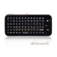 Wholesale iPazzPort Mini Bluetooth Keyboard Full QWERTY for iPhone Apple Fire TV Smartphone KP16BR