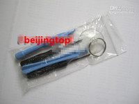 Wholesale 5 in set DIY repair KIT open tools special disassemble tool for iphone G GS