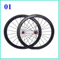 Wholesale 2014 zipp carbon wheels carbon spoke bike wheels with novatec hubs mm carbon wheelset C carbon wheels