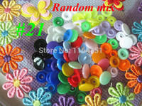 Wholesale sets KAM plastic snap button Fasteners quilt cover sheet button mm garment accessories can choose the colors
