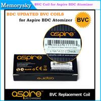 Cheap Aspire dual coil Best BVC Coil