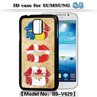 Wholesale 3D picture Case Cover For iphone S S Regular clients case for samsung galaxy s4 s5 s3 note cell phone back cover case