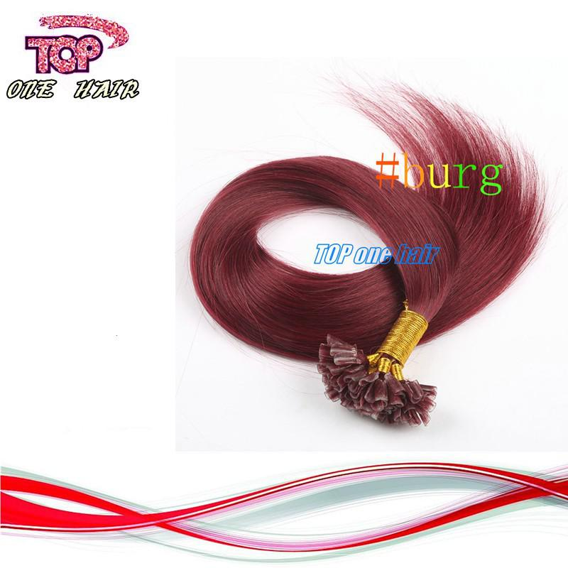 26 pre bonded hair extensions