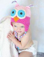 Cheap Owl Crochet Best EarFlap Hat