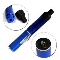 Wholesale Newest arrival Click n vape sneak a vape herbal vaporizer smoking pipe Trouch Flame lighter With Built in Wind Proof Torch lighters dhl