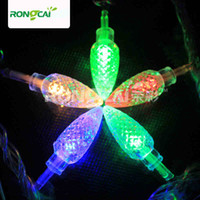 Wholesale flashing lamp Multicolour LED String Light corn light m m m Decoration Light for Christmas Party Wedding