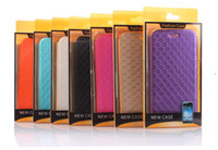 Wholesale Phone Fashion Wallet Case Magnetic Flip PU Leather Shell Stand Cover with Card Holder for iPhone