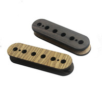 Electric Guitar guitar parts - Made Of Rosewood Material Electric Guitar Pickups Accessories Parts Brown Color