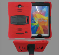 Wholesale COOL TPU PC Hybrid Heavy Duty Cover With Kickstand Case For Samsung Galaxy Tab T230 inch