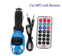 Wholesale Car MP3 Player Video Foldable FM Transmitter for USB SD MMC Slot SRS MHz MHz Buy Hot