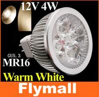 4w led mr16 - LED Spotlight DC V W GU5 MR16 led lamp Warm White bulb Lamps Spot light Indoor Lighting