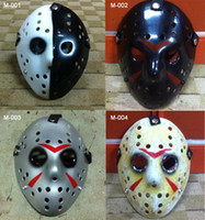 Wholesale New Halloween Freddy VS Jason Mask Killer Mask Party Masks for Halloween Festival Cosplay Erythema Styles CW0309