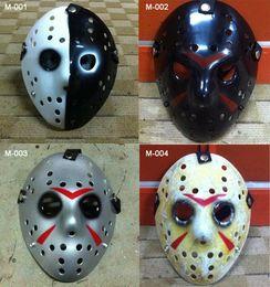 Máscaras de Halloween novo Freddy VS Jason máscara Máscara assassino festa para Halloween Festival Cosplay eritema 4 estilos CW0309