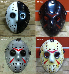Nuevo Freddy VS Jason máscara asesino máscara de Halloween máscaras para Halloween Cosplay Festival eritema 4 estilos CW0309