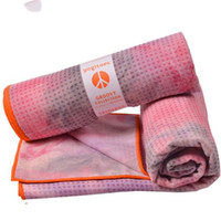 Wholesale Brand Yogitoes Health Care Skidless Yoga Towel Yoga Mat Non slip Yoga Mats for Fitness Yoga Blanket