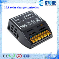 Wholesale New Solar Charge Controller Regulator V V Autoswitch W Solar Panel A wu
