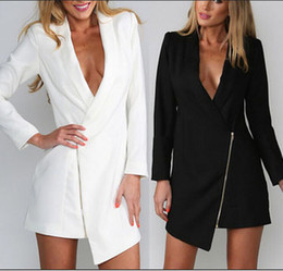 Wholesale New Blazers And Jackets Lady Coats Business Suits Black White Blazer Suit For Women Blaser Feminino Outwear