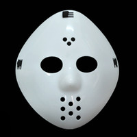 White Halloween Freddy VS Jason Mask Party Masks For Hallowe...