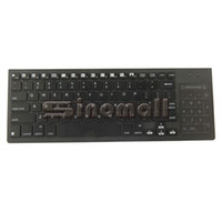 Wholesale NEW iPazzPort wireless Mulit Media Keyboard backlit for Google Android Smart TV KP35