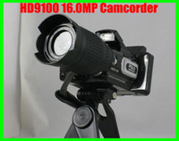Wholesale 2014 New Hotsell HD9100 MP Camcorder quot x Zoom Wide Angle Video Camera