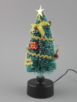christmas craft supplies - Golden Christmas Tree Party Decoration Christmas Crafts Festive Party Supplies Christmas Decorations Holiday Decorations DHL Free