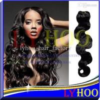 Wholesale 6A Virgin Hair Lyhoo Hair Wave Wet And Wavy Virgin Brazilian Hair Bundles Of Brazilian Hair Queen Hair Brazilian Body Wave