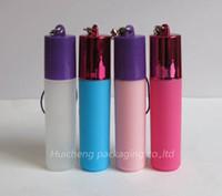 Wholesale x5ml Plastic PP Roll On Bottle cc Plastic Roll on Bottle ML Perfume Roll on Container