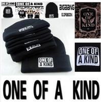 cotton wool roll - 1 New hot sale Beanie GD ONE OF A KIND roll up Caps wool knitted hat Winter fashion Men Women pompon Beanie