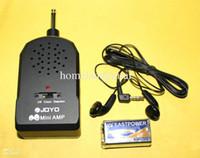 Wholesale Amplifier Mini AMP MP3 MM Input Jack