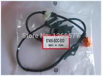 Wholesale For Honda Accord ABS Sensor SDC Front Left Wheel Speed Sensor