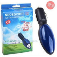 Cheap Wholesale - Fuel Economizer Save Gas 10%-30% NeoSocket Power Plug Style gas saver with Retail packaging 10pcs