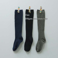 best dress socks - Korean Best Socks Spring Autumn Knit Knee High Socks Girl Dress Children Socks Kids Sock Children Clothes Kids Clothing Girls Cotton Sock