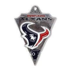 Wholesale a sport enamel Houston football team logo charms