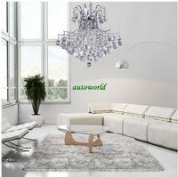 Wholesale Modern Luxury K9 crystal Pendant Light Crystal Chandeliers LED Living Room Hotel Bar Corridor Lighting Fixture